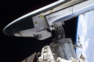 Shuttle Fix Aimed at Reducing Risk to Space Station