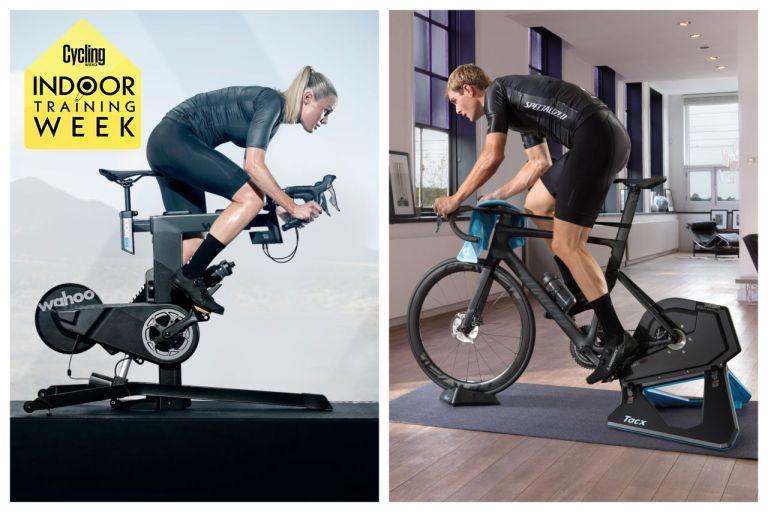 Indoor training, bike v turbo