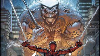 Marvel Comics November 2021 solicitations
