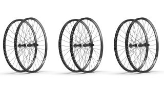 Three new DT-Swiss 1900 Spline E Wheelsets
