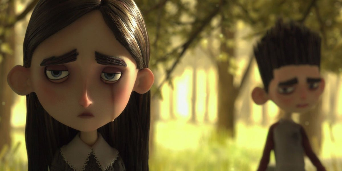 ParaNorman excellent Award-winning Laika Movie 2012