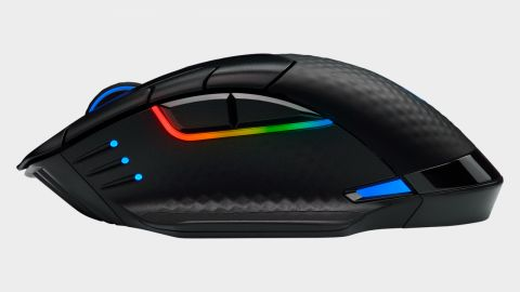 Corsair Dark Core RGB Pro SE wireless gaming mouse review