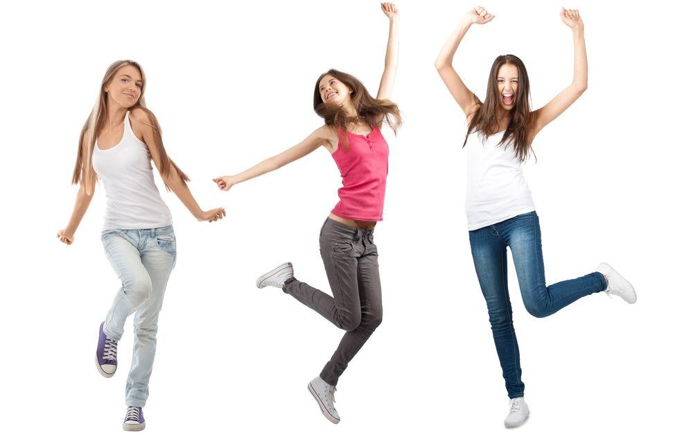 Frauen beim tanzen kennenlernen