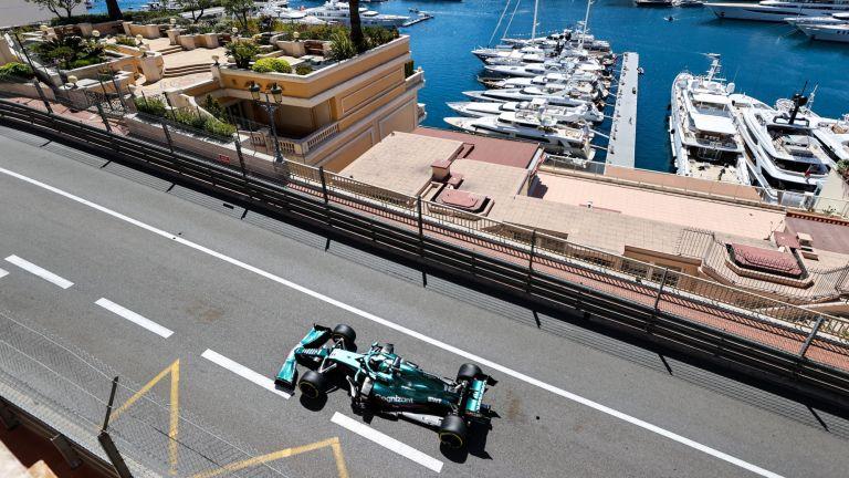 Live stream F1 Monaco Grand Prix 2021