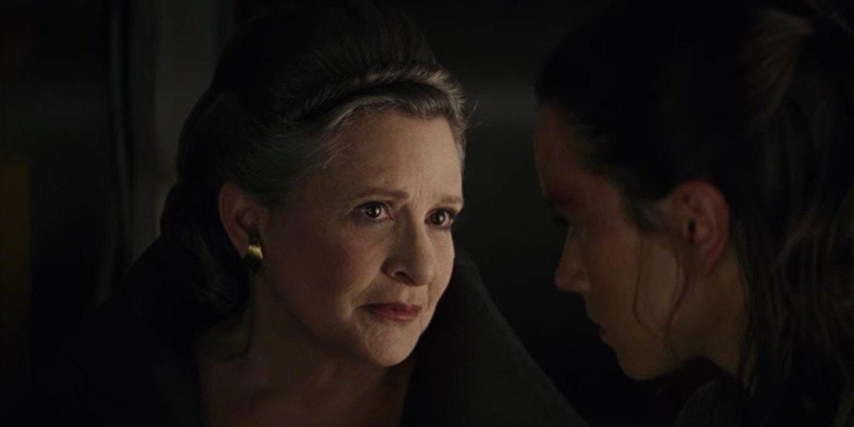 Rian Johnson Shuts Down Star Wars Trilogy Rumors