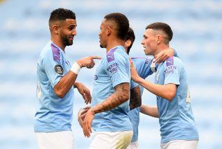 Manchester City v Newcastle United – Premier League – Etihad Stadium