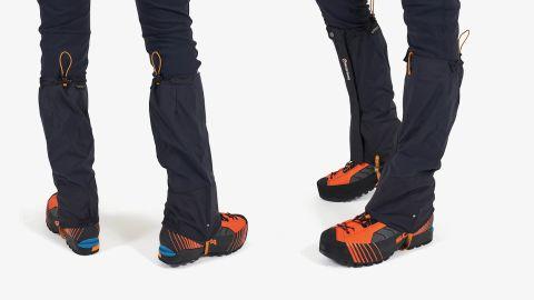 Montane Endurance Pro gaiters