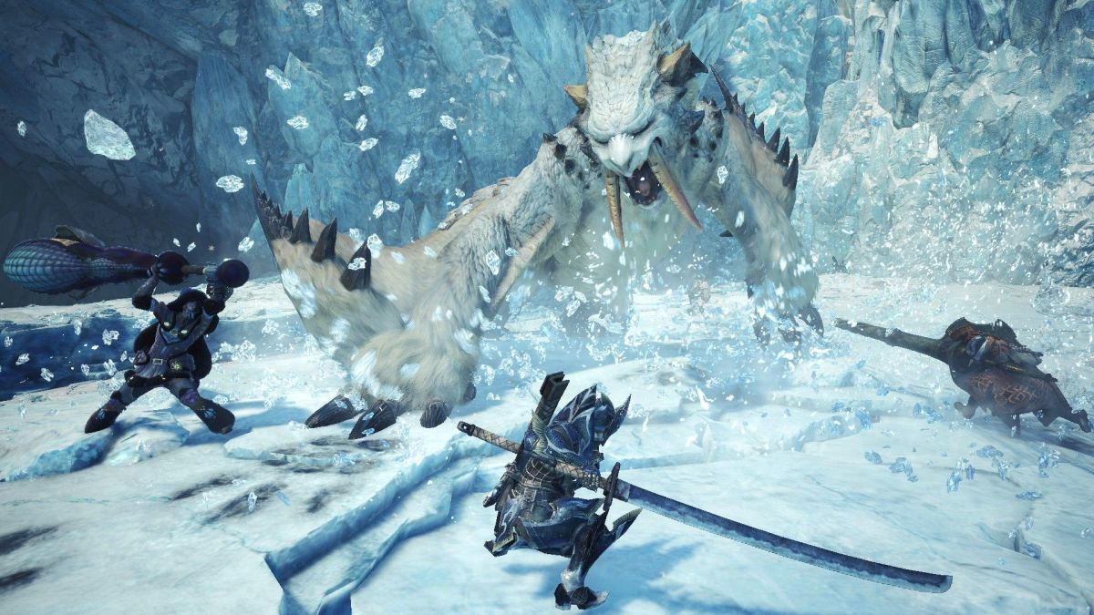Monster Hunter World not coming to Switch — but another game might