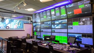 Systems integration firm BeckTV recently worked with the NFL's Baltimore Ravens to complete a new control room within M&T Bank Stadium for centralized production of RavensVision in-game content and promos.