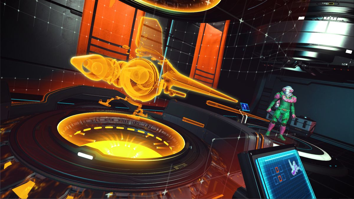 No Man's Sky update will let players increase ship inventory and permanently edit terrain