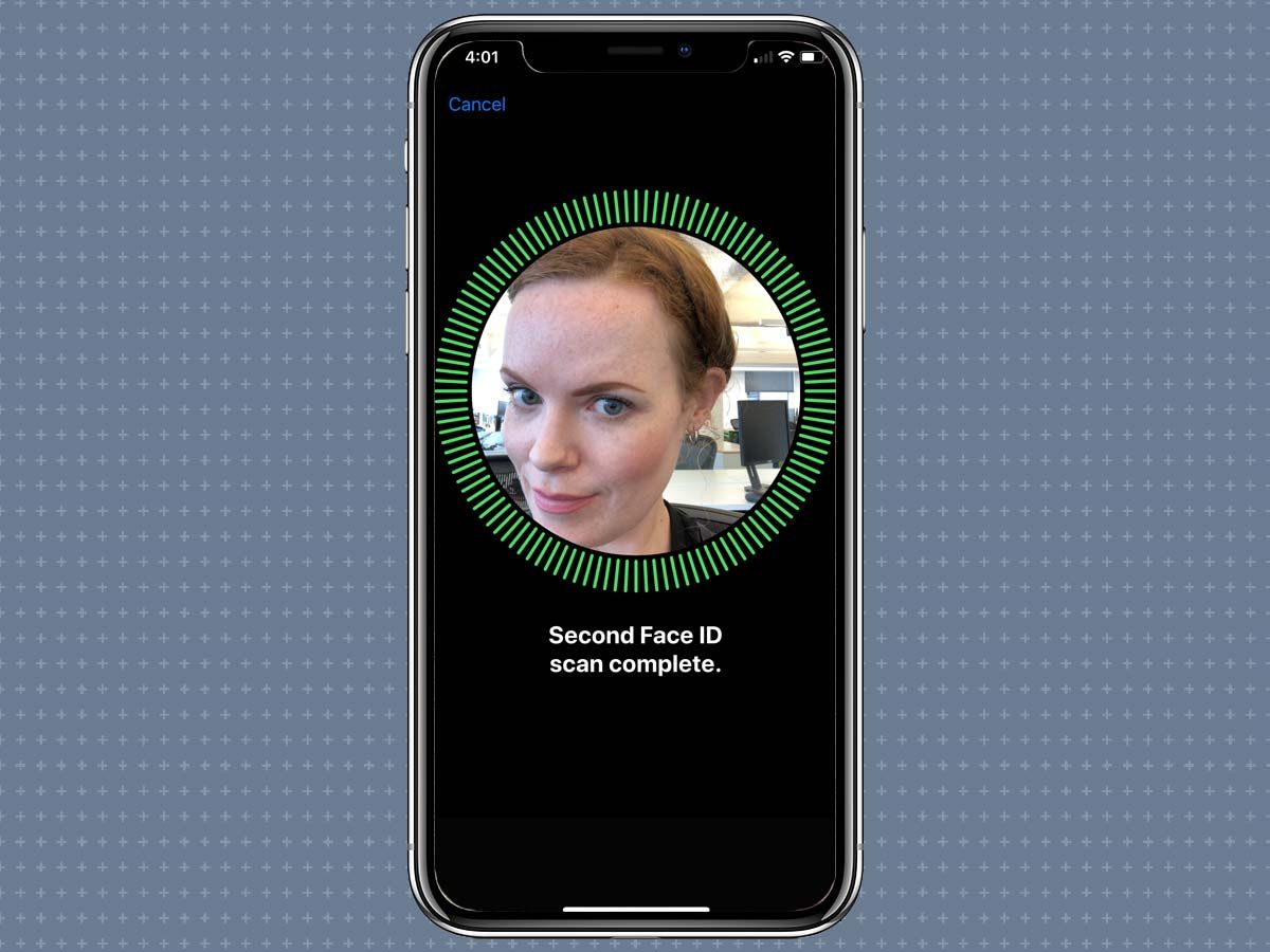 How to Register Two Faces in Face ID on iOS 12 - iOS 12