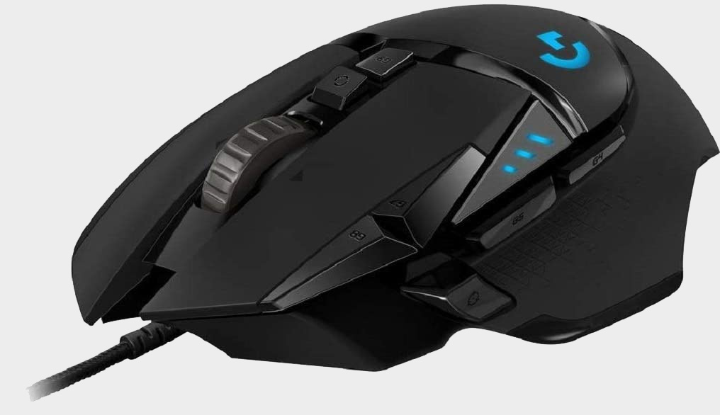 Logitech G502 Dpi For Fortnite Logitech Is Pushing Out A 25 600 Dpi Software Update To Several Gaming Mice Pc Gamer