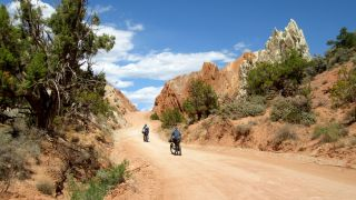 Best US bikepacking routes