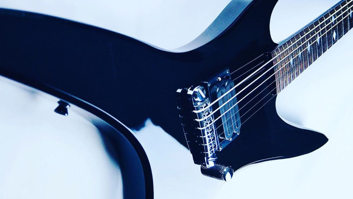 """B.C. Rich honors """"musical innovator"""" Chuck Schuldiner with new Stealth signature model"""