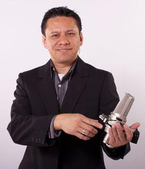 Audio-Technica Taps Javier Tiburcio for Training & Sales Support, Mexico & Central America