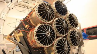 X-Ray Telescope Designed for Dark Energy Search Ready to Launch