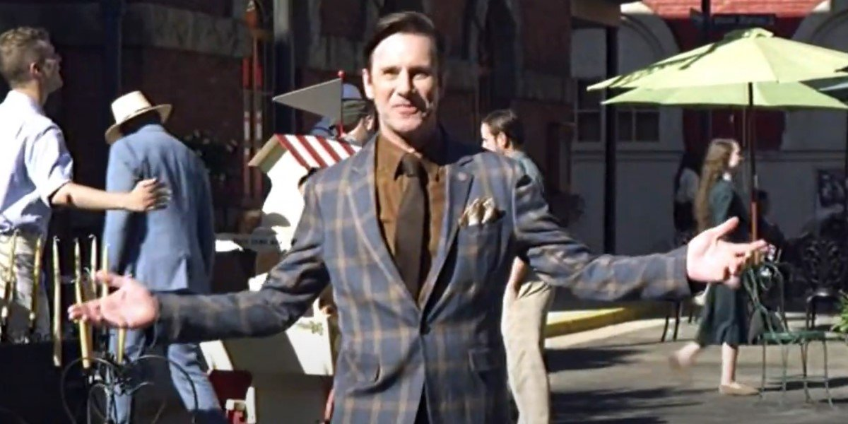 josh hamilton as lance hornsby in promotional video on the walking dead season 11