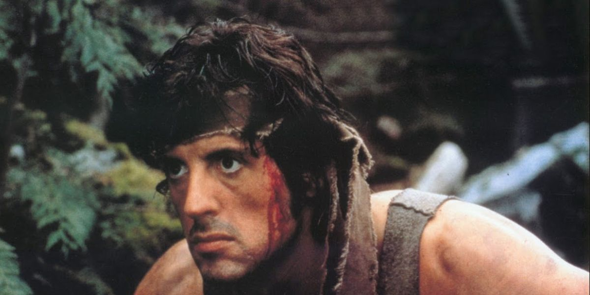 Sylvester Stallone First Blood