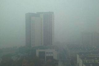 smog, pollution, China