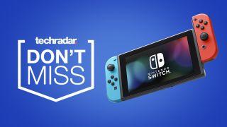 Nintendo Switch deals sales price