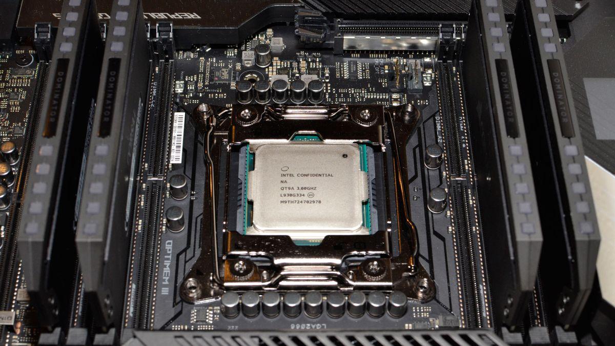 Intel is still fighting a 10-year-old €1.06 billion antitrust fine for CPU rebates