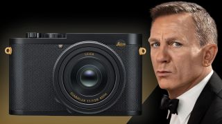 James Bond Leica Q2 Daniel Craig x Greg Williams