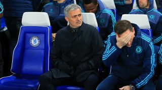 Mourinho Chelsea 2015-16