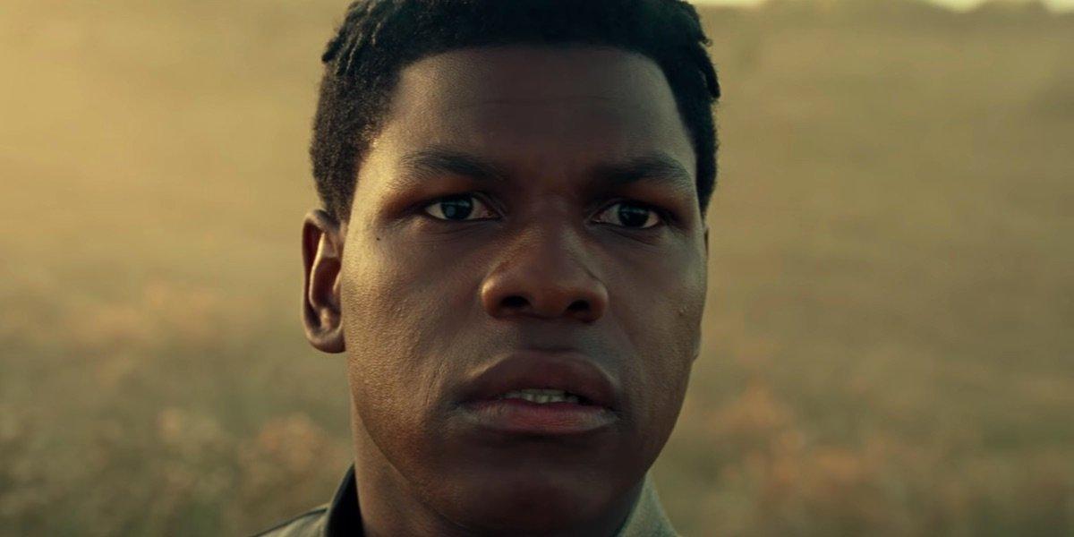 Finn in the final trailer