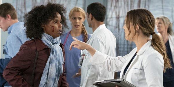 Khalilah Joi and Camilla Luddington Grey's Anatomy ABC