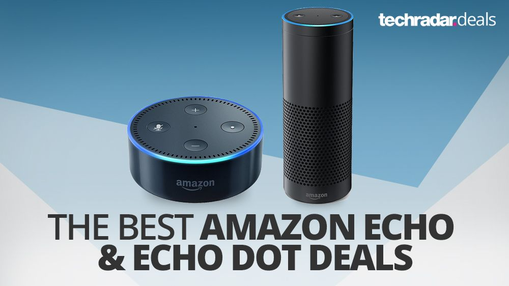 the best cheap amazon echo deals in september 2018 techradar. Black Bedroom Furniture Sets. Home Design Ideas