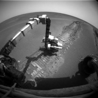 Slow Going on Mars for NASA Rovers