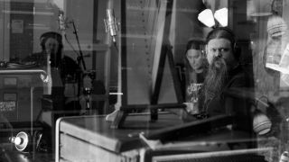 Enslaved are back in the studio