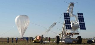 Giant Balloon to Launch Sun-Watching Telescope