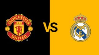 real madrid vs manchester united live stream