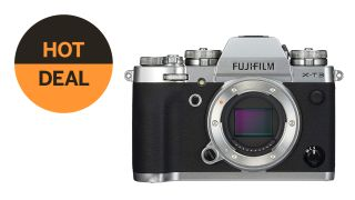 Fujifilm X-T3 discounted to £899 – almost two-thirds the price of the X-T4!