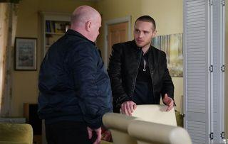 Phil wants Keanu to look after Louise in EastEnders