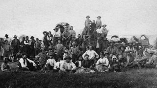 Early Mormon Pioneers
