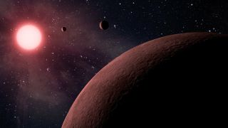 smallest alien planets