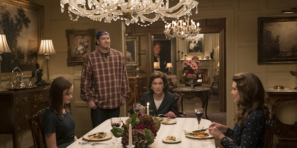 gilmore girls friday night dinner