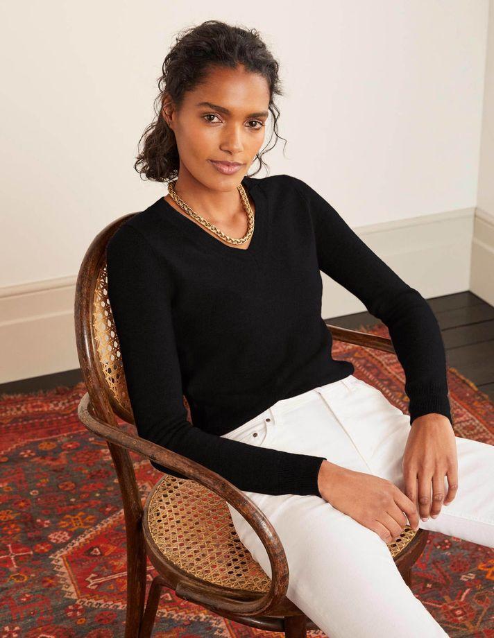 cashmere knitwear: Boden jumper