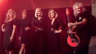 Brian May and WOMAN