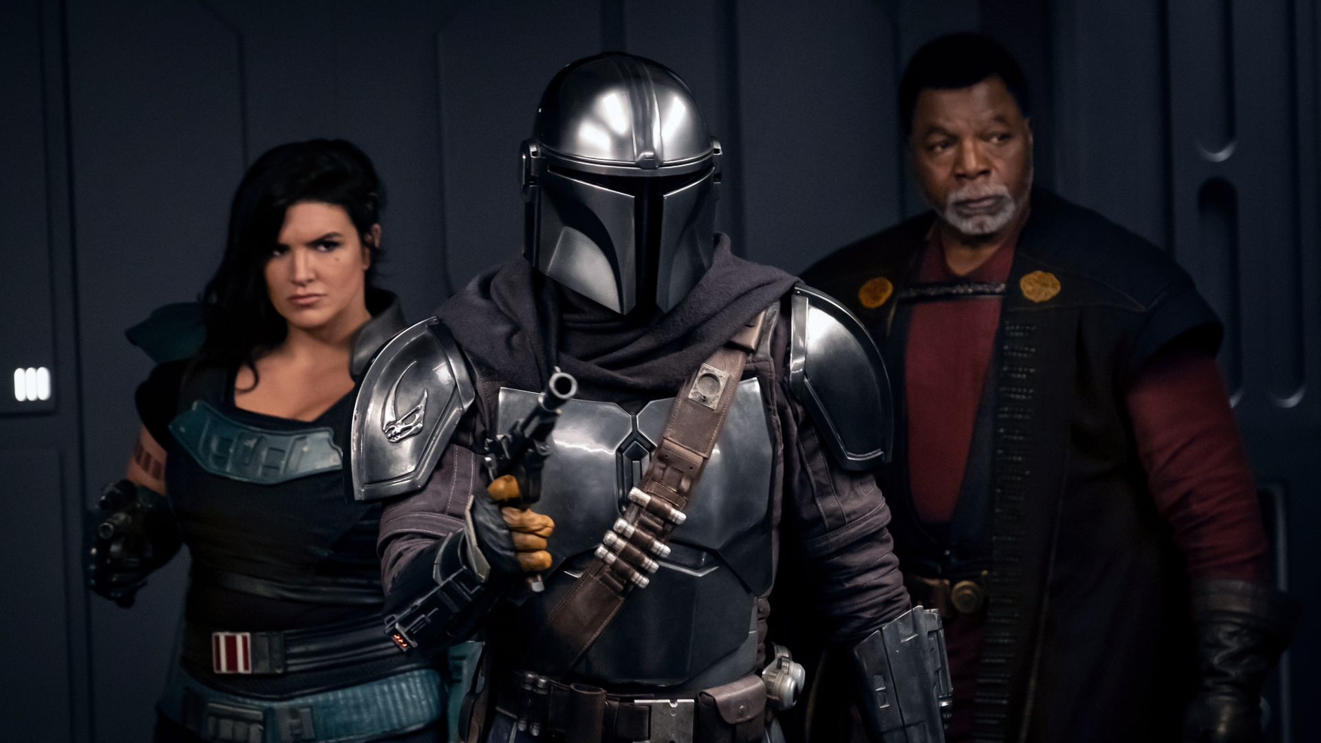 The Mandalorian Season 2 Images Revealed Everything Gets Bigger The Stakes Get Higher Gamesradar