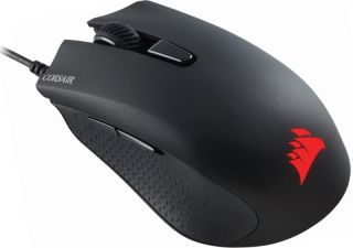 Corsair throws Harpoon RGB mouse and K55 keyboard at cost conscious