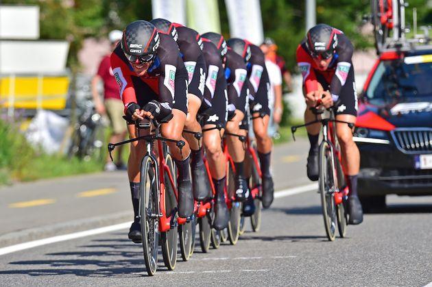 Tour de France 2018 stage three team time trial start order ... f69b13f79
