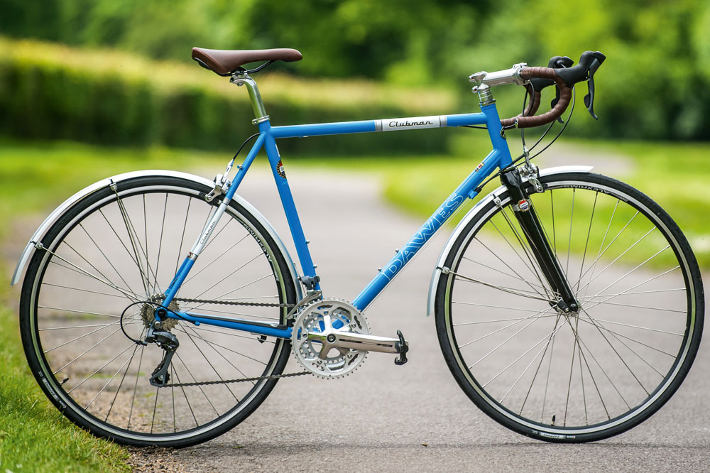 Dawes Bikes Reviews Dawes Clubman road bike review