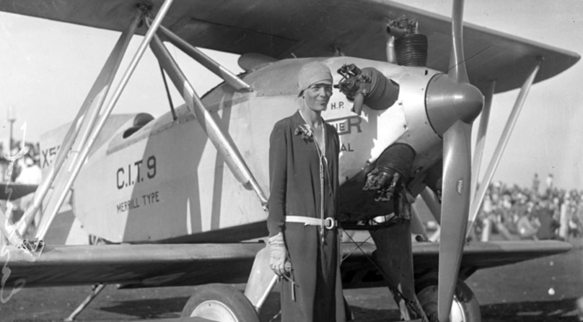 Could a nuclear reactor help solve the mystery of Amelia Earhart's disappearance? - Livescience.com