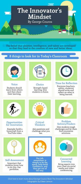 8 Elements Found in Classrooms of Innovative Educators