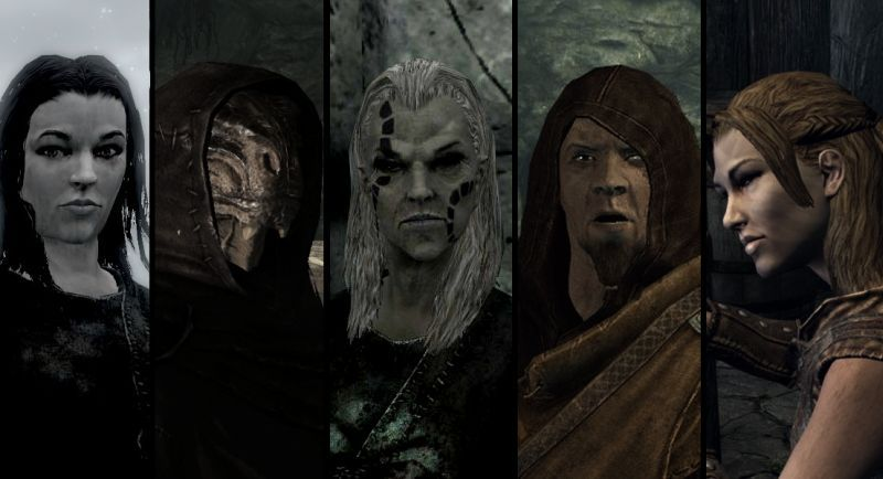 5 mods for Skyrim that let you roleplay as someone other than the Dragonborn