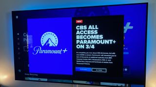 CBS All Access will become Paramount Plus
