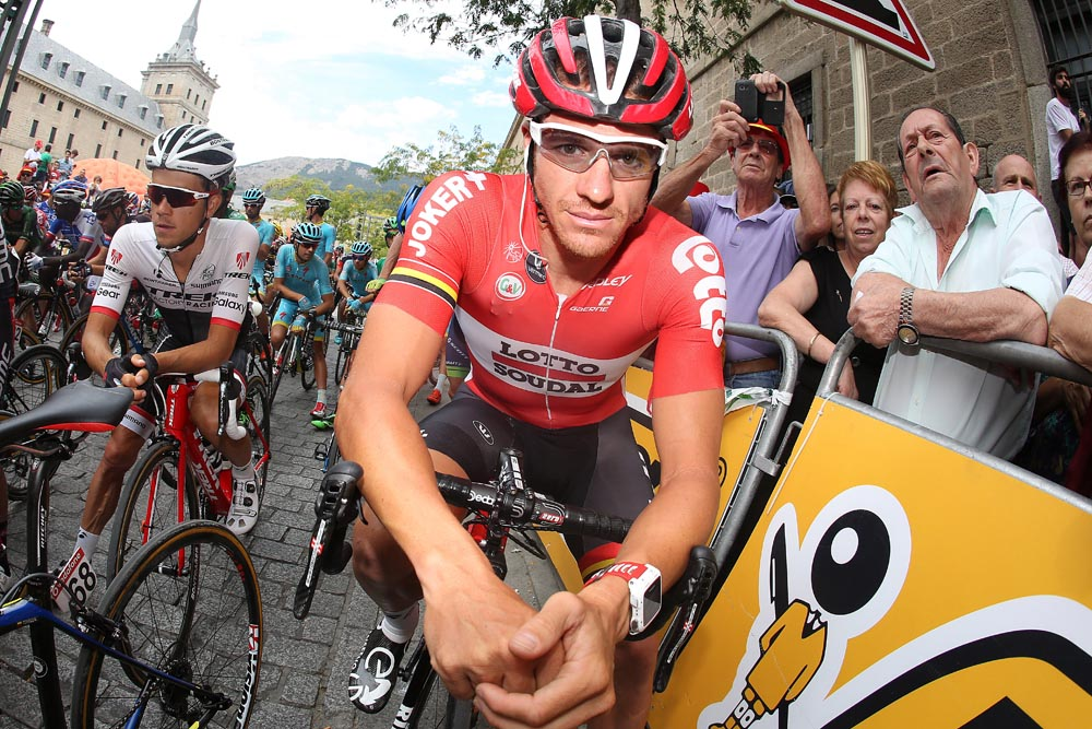 Thumbnail Credit (cyclingweekly.co.uk): Adam Hansen lines up for Stage twenty of the 2015 Tour of Spain